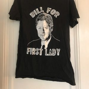 6e759e8a1 Nordstrom Tops | Bill For First Lady T Shirt | Poshmark
